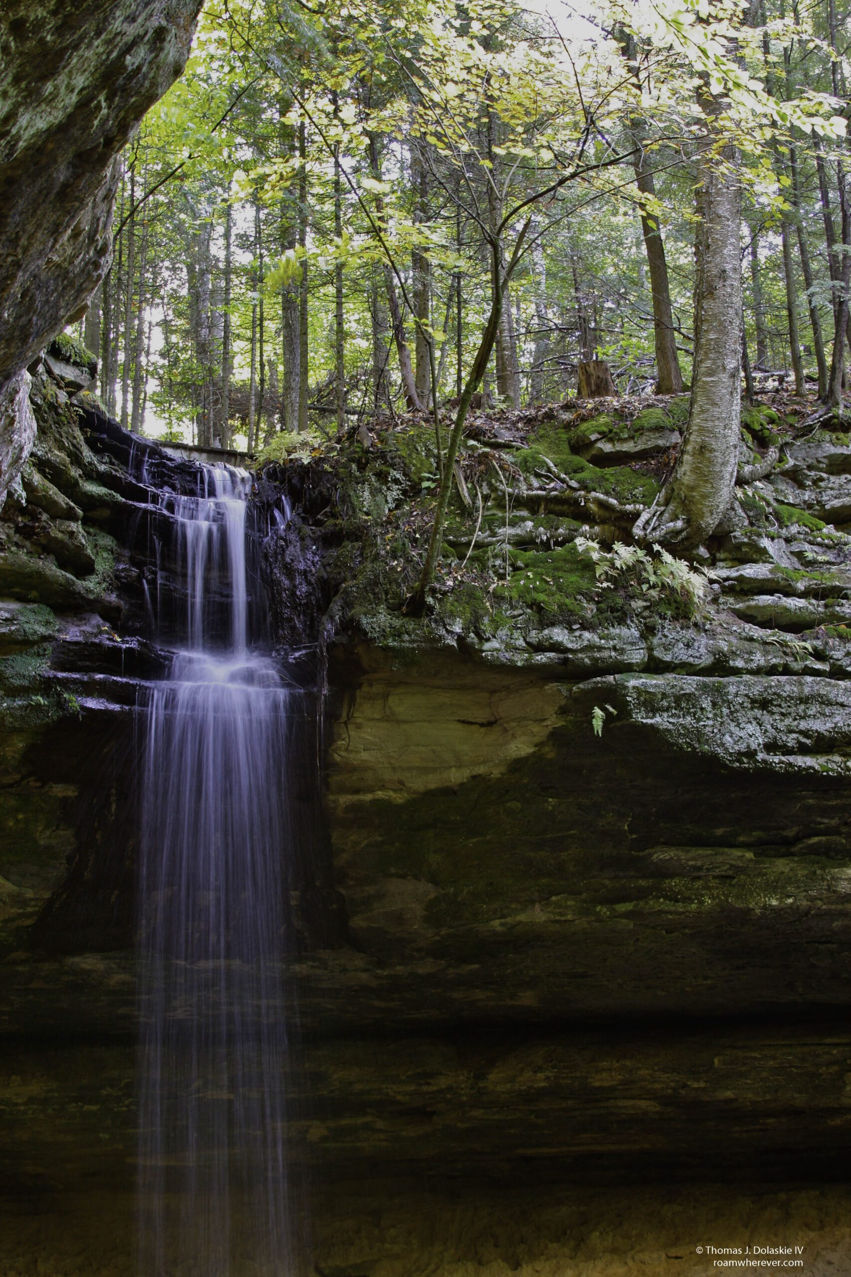 our top 10 munising area waterfalls roam